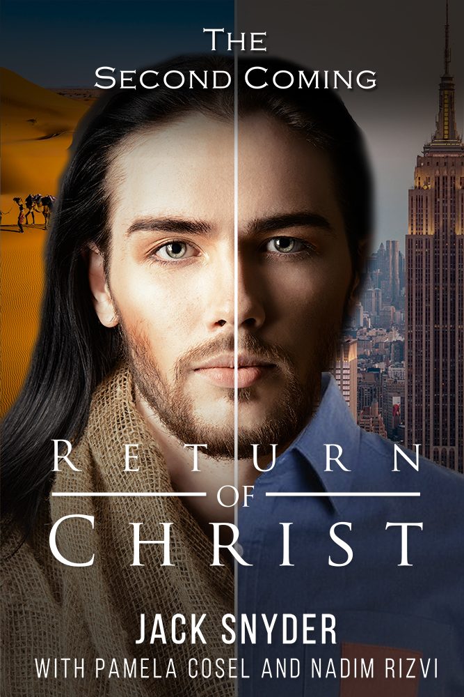return of christ book cover